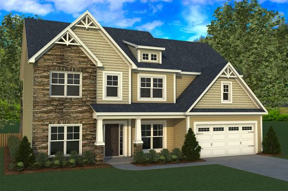 Http Www Mungo Com Columbia Build On Your Land Sc Traditions Collection Floor Plans Lincoln New Homes New Home Builders House Styles