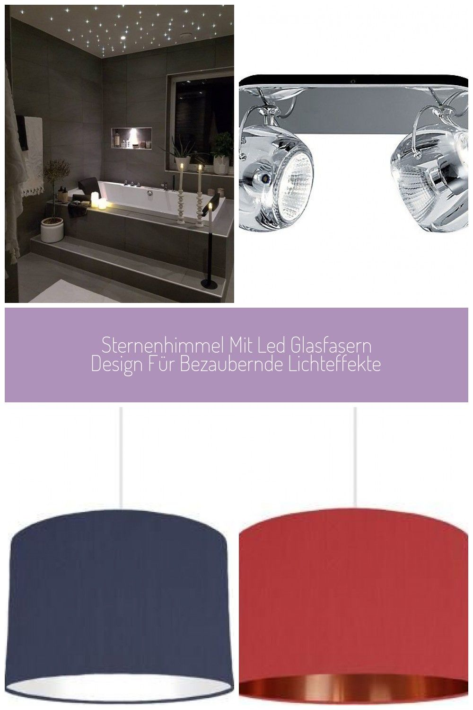 Sternenhimmel Mit Led Glasfasern Design Fur Bezaubernde Lichteffekte Imschlafzimmer Badezimmer Gestalten Kinderzimmer Lichteffekte Glasfaser Sternenhimmel