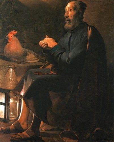 Georges de la Tour (1593 - 1652)