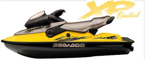 seadoo 1997 1998 sp spx gs gsi gsx gts gti gtx xp hx service manual rh pinterest com 1999 Sea-Doo XP Limited 1999 Sea-Doo GTS