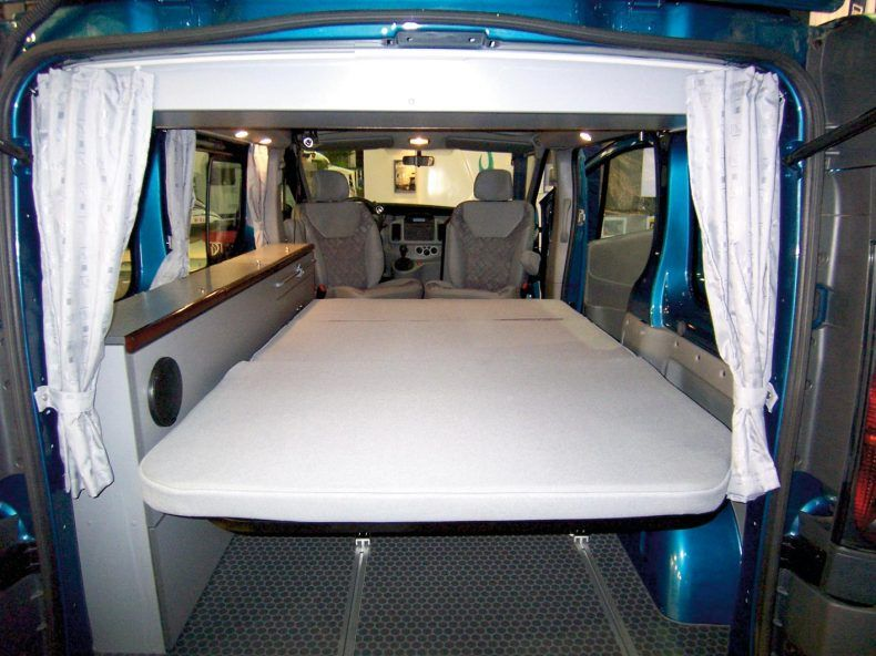 renault trafic cityvan bus camper outdoor decor. Black Bedroom Furniture Sets. Home Design Ideas