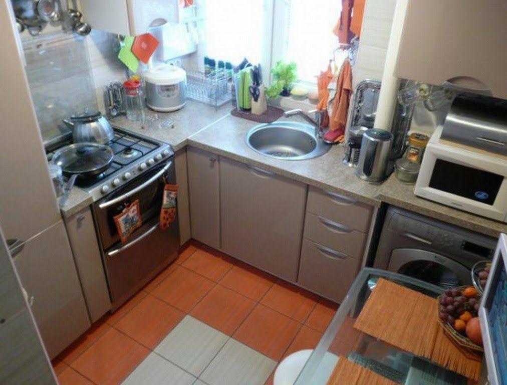 Кухня хрущёвка дизайн фото 5 кв м