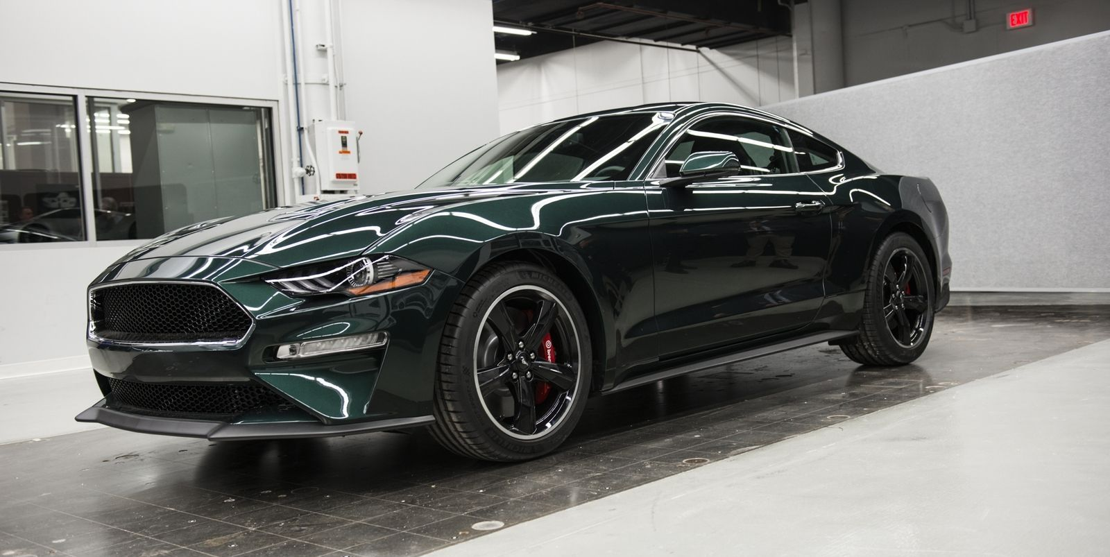 The 2019 Ford Mustang Bullitt Is A Ripping 475 Hp Tribute To The Original Mustang Bullitt Ford Mustang Bullitt Ford Mustang