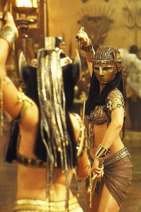 anck su namun amp nefertiti the mummy returns costume