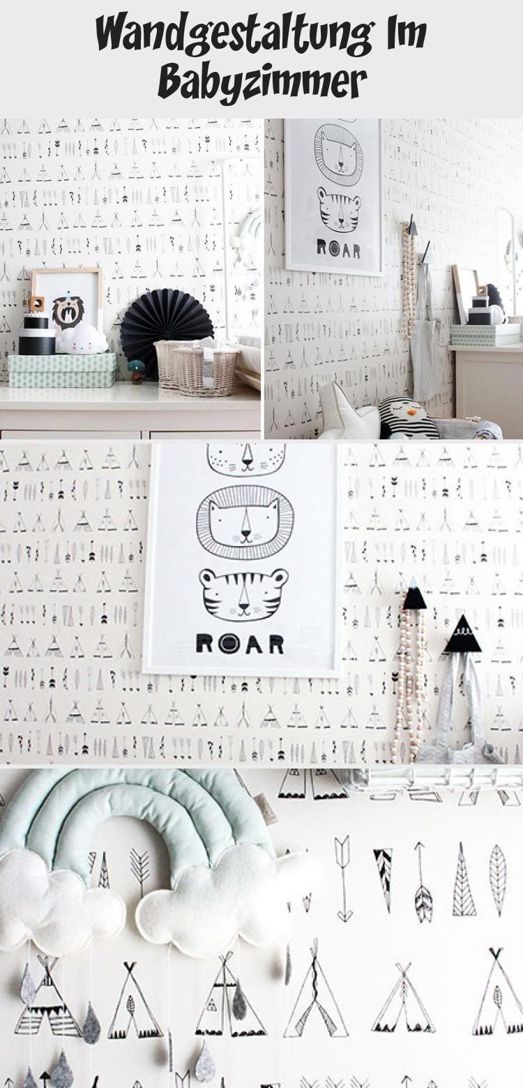 Babyzimmer In Neutralen Farben Design Babyzimmerausstattungholz Babyzimmer Ev Dekoru