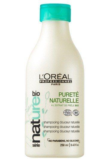 shampooing l 39 oreal professionnel puret naturelle de s rie nature de l or al professionnel. Black Bedroom Furniture Sets. Home Design Ideas