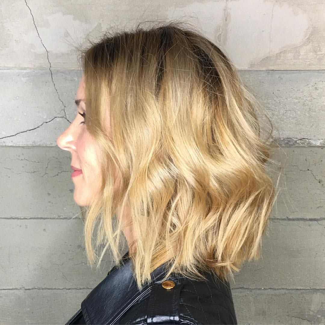 Shadow Root Blonde By Stephanie Lopez At Butterfly Loft Salon Encino Hair Beauty Shadow Root Blonde Long Hair Styles