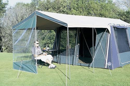 L-Shape Tents Camping Go look at these brilliant ...