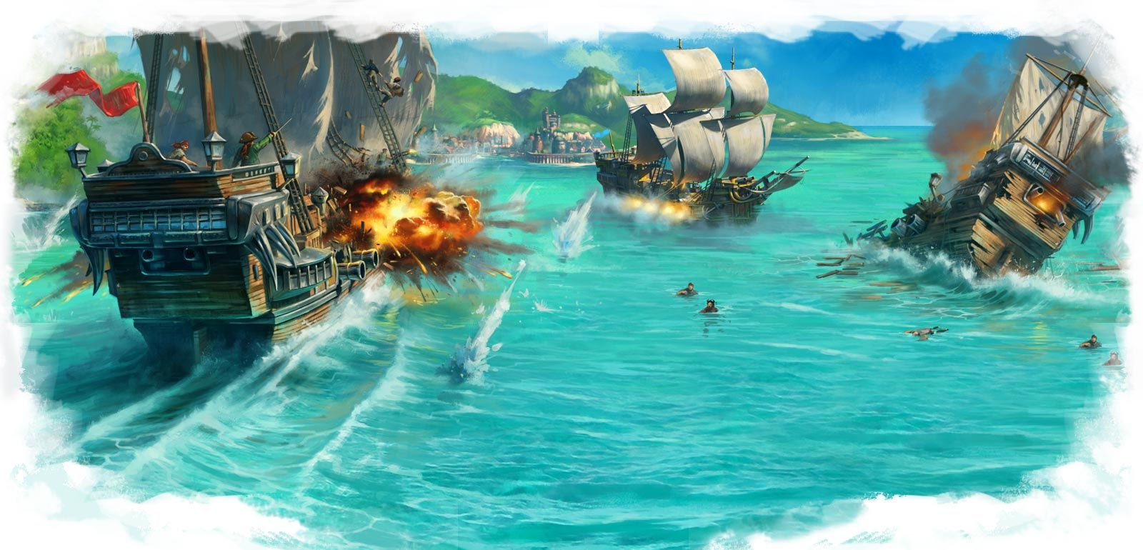 Pirate Storm - Online Pirate Game   PC Games I Am Watching or