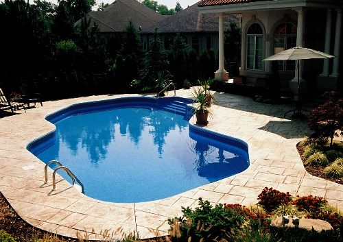 Pool Ideas On A Budget: Living Stingy: Swimming Pool On A Budget