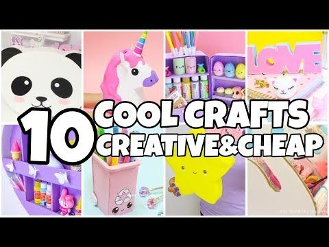 10 Cool Cardboard Crafts You Must Try Epic Things To Do When