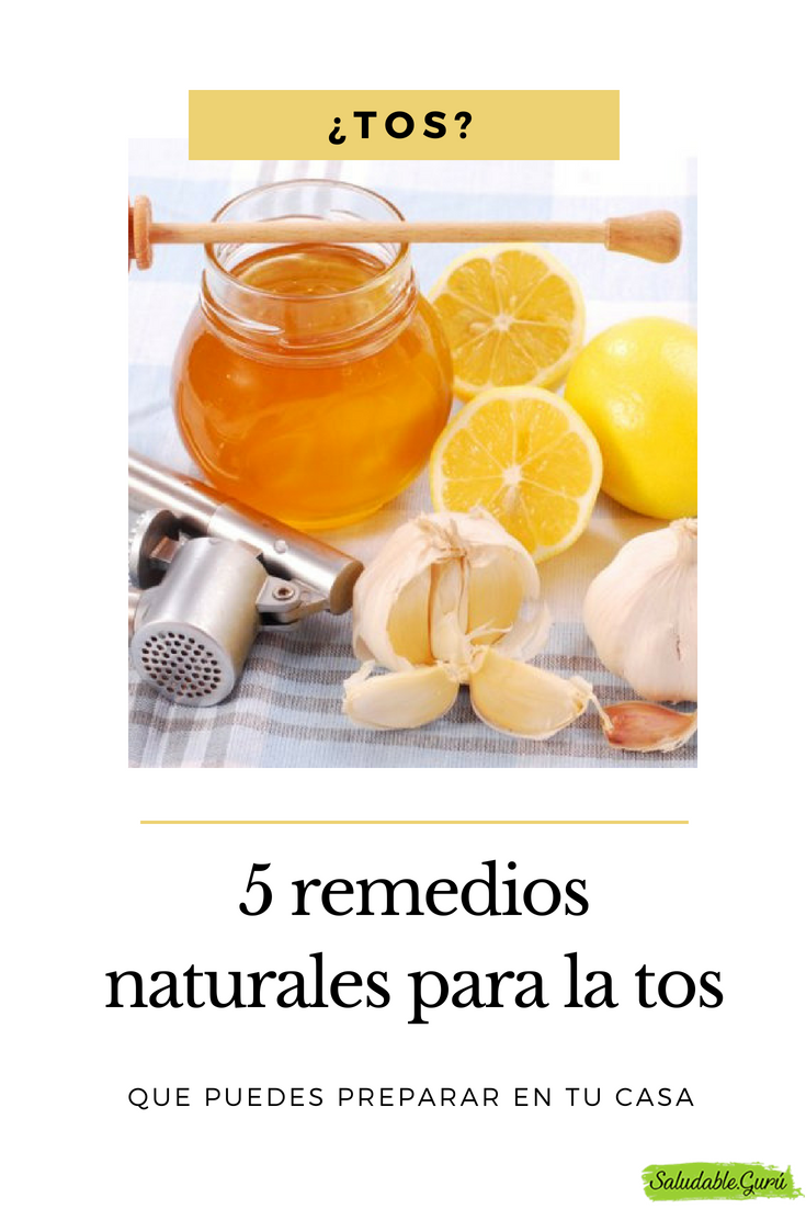 5 Remedios Naturales Para La Tos Con Que Puedes Preparar En Tu Casa Remediosnaturales Natural Saludable Salud Saluda Healthy Tips Healthy Habits Remedies