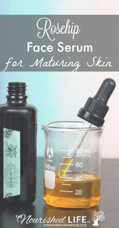 Rosehip Face Serum for Maturing Skin - #FACE #Maturing #Rosehip #serum #skin #faceserum