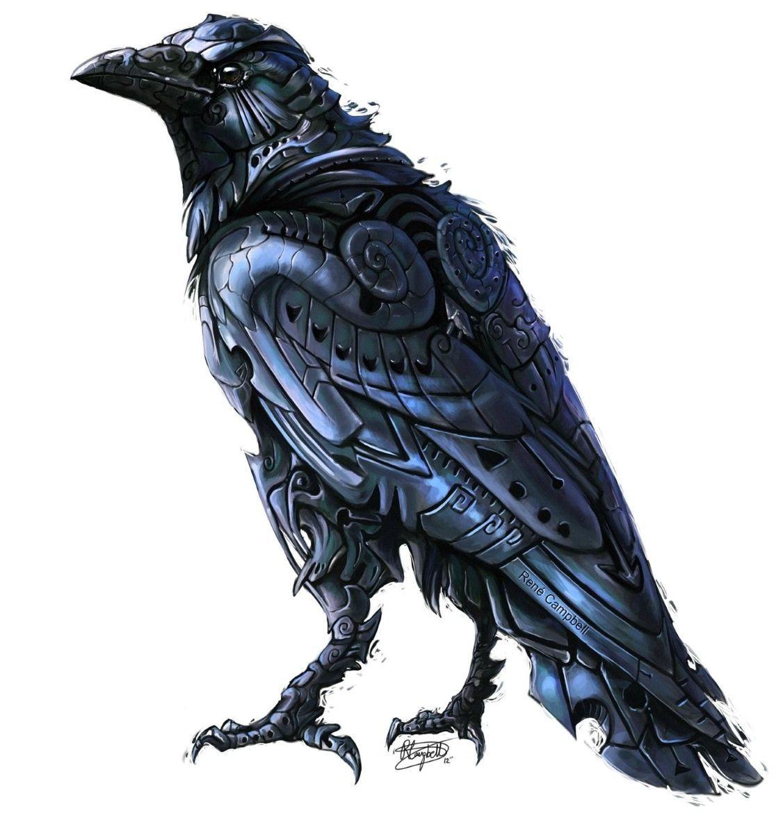 вороны тату эскизы идеи татуировок с вороном ворон значение