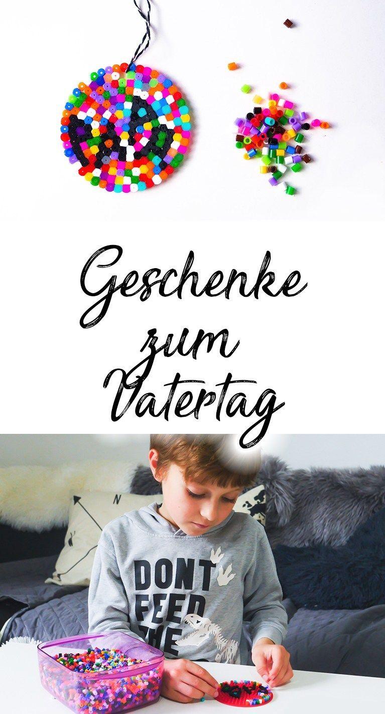 Vatertagsgeschenk Basteln Mit Kindern 3 Schnelle Ideen