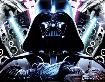 Star Wars Party Psd Flyer Template 4996 Psd Flyer Templates Star Wars Party Flyer