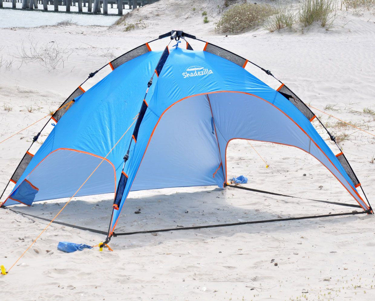 Shadezilla Easy Pop UP Beach Tent $69.90 //.beachmall.com  sc 1 st  Pinterest & Shadezilla Easy Pop UP Beach Tent $69.90 http://www.beachmall.com ...
