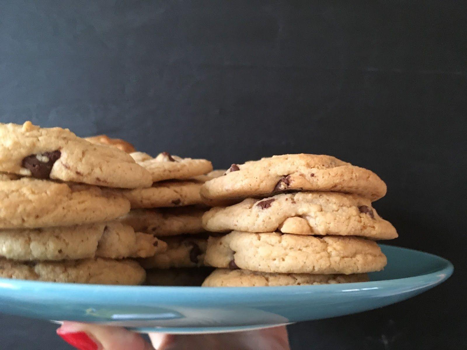 Chocolate Chip Cookies backen