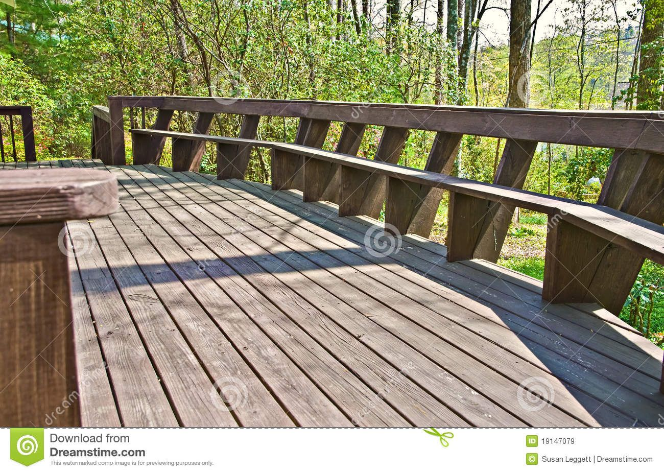 Image Result For Built In Deck Benches