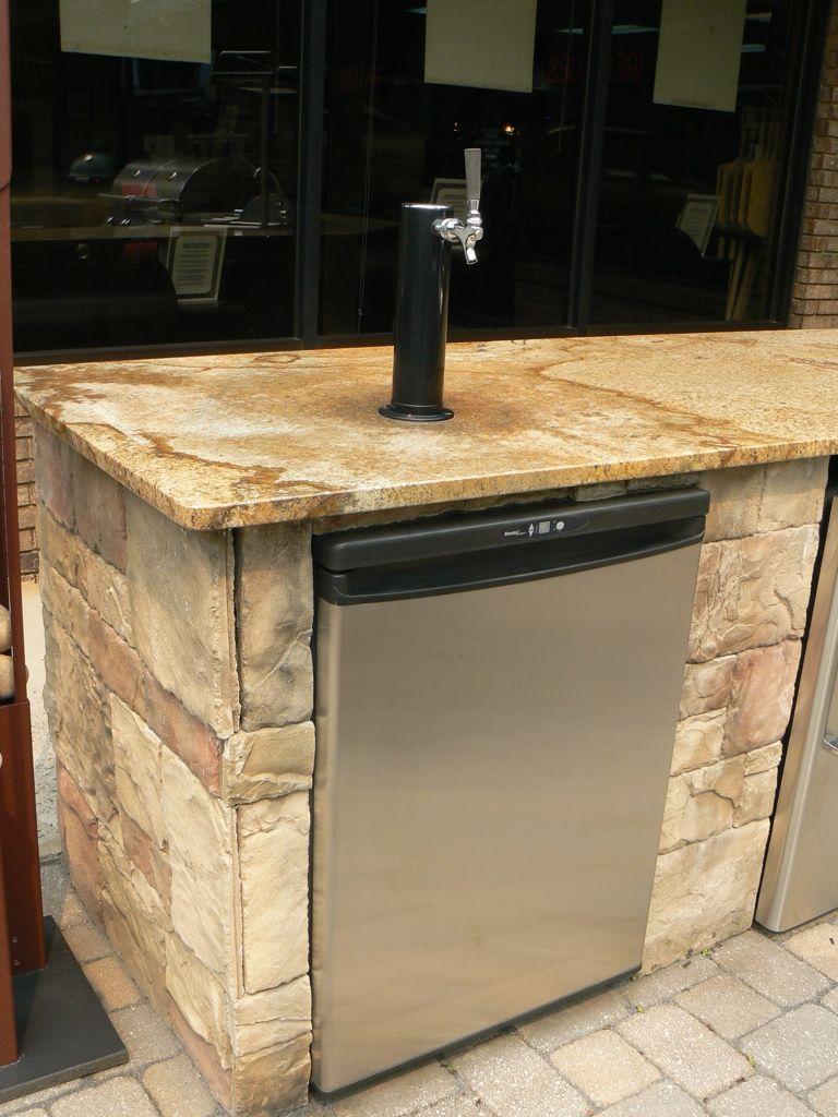 outdoor kegerator grill accessories decor kitchen on outdoor kitchen kegerator id=26225