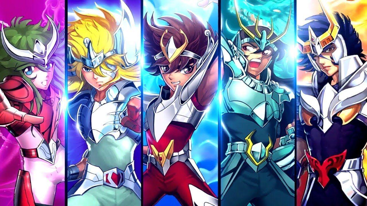 Saint Seiya Galaxy Spirits android game first look