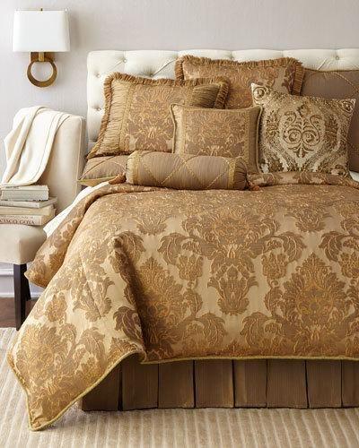 6rn4 Dian Austin Couture Home King Regency Duvet Cover Queen Regency Duvet Cover King Regency Sham Luxury Bedding Bed Design Home
