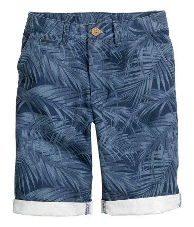 H&M Chino shorts $19.95