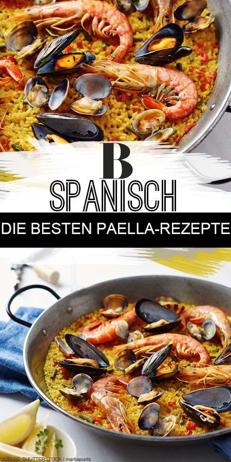 Paella-Rezepte