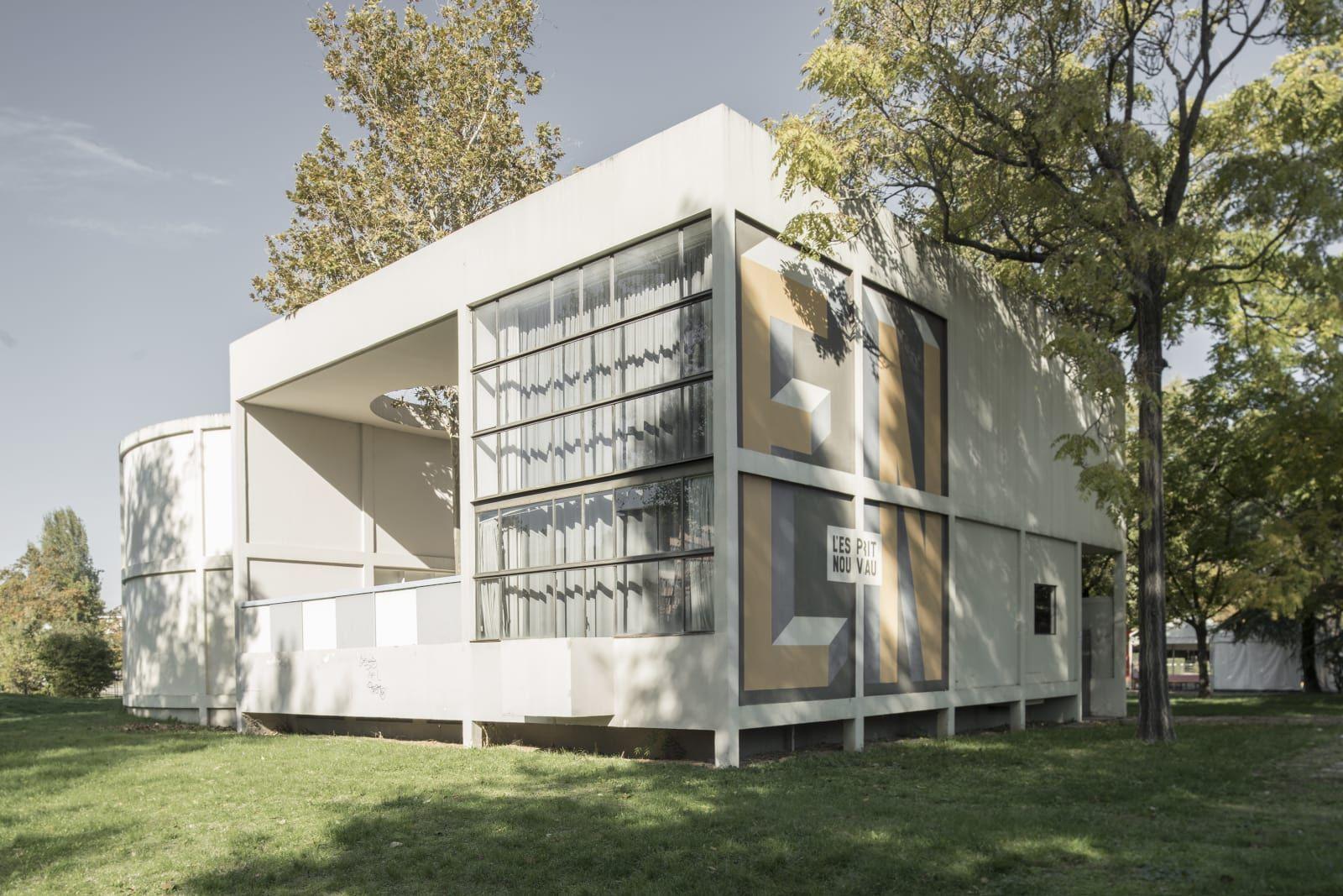 Le Corbusier Alba Deangelis Esprit Nouveau Pavilion Le