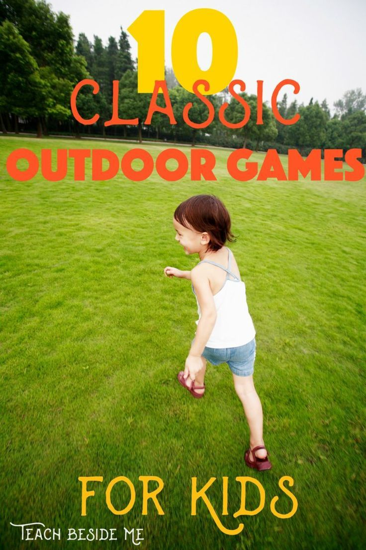 10 Clic Outdoor For Kids