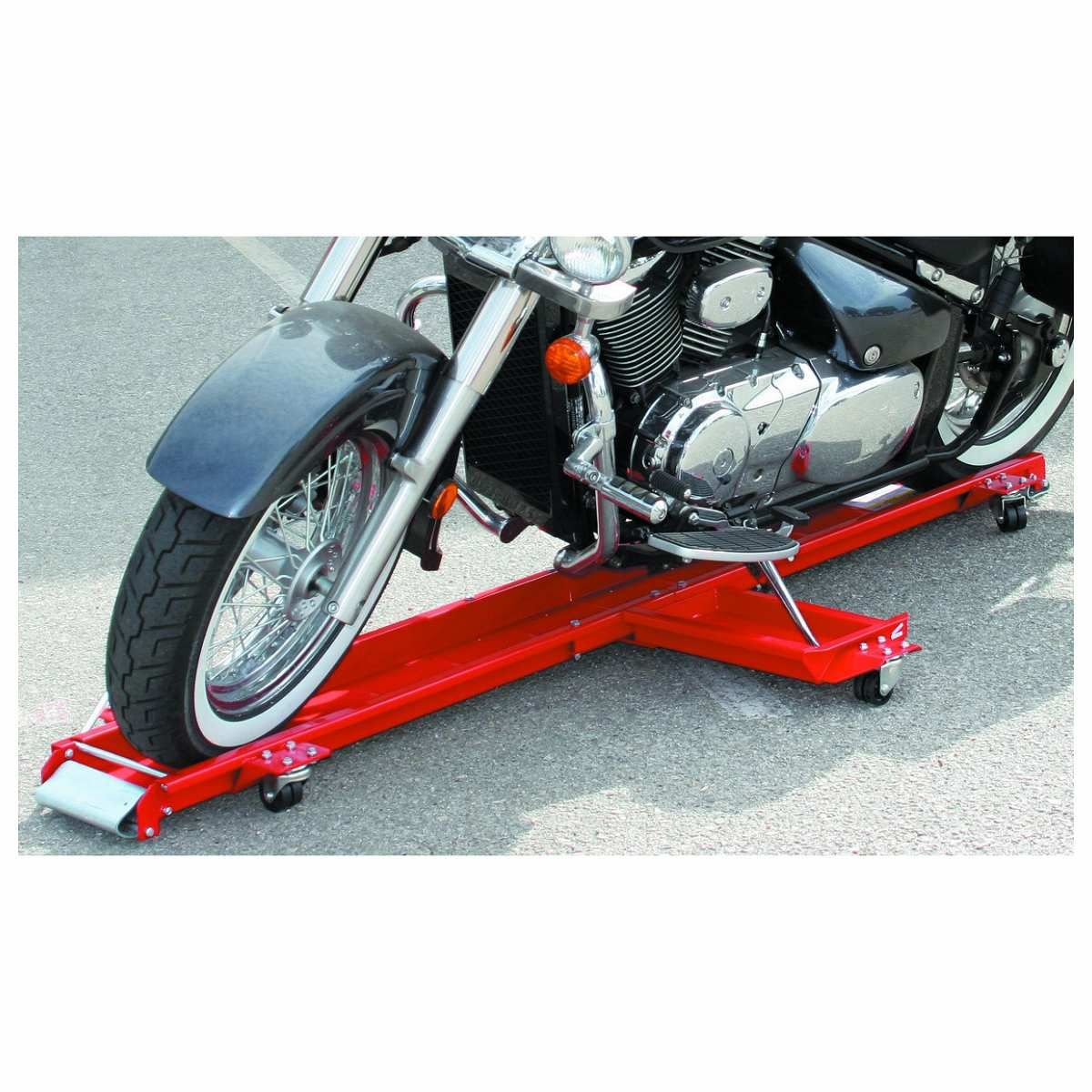 Low Profile Motorcycle Dolly Motorcycle storage