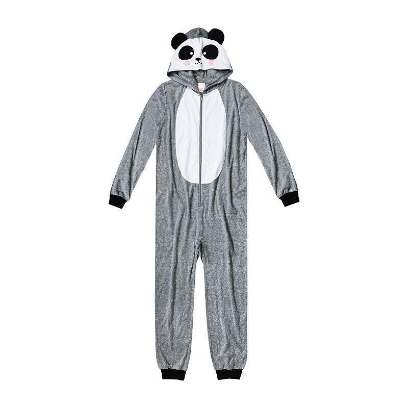 d0db21f9e Arizona Panda Blanket Sleeper - Girls 4-16
