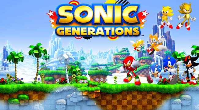 Pin by Ziperto Group on Favorites Games & Apps | Sonic generations