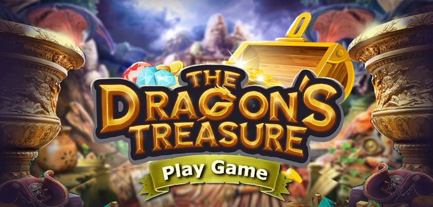 Play The Dragons Treasure Game Html5 Hidden Object Games