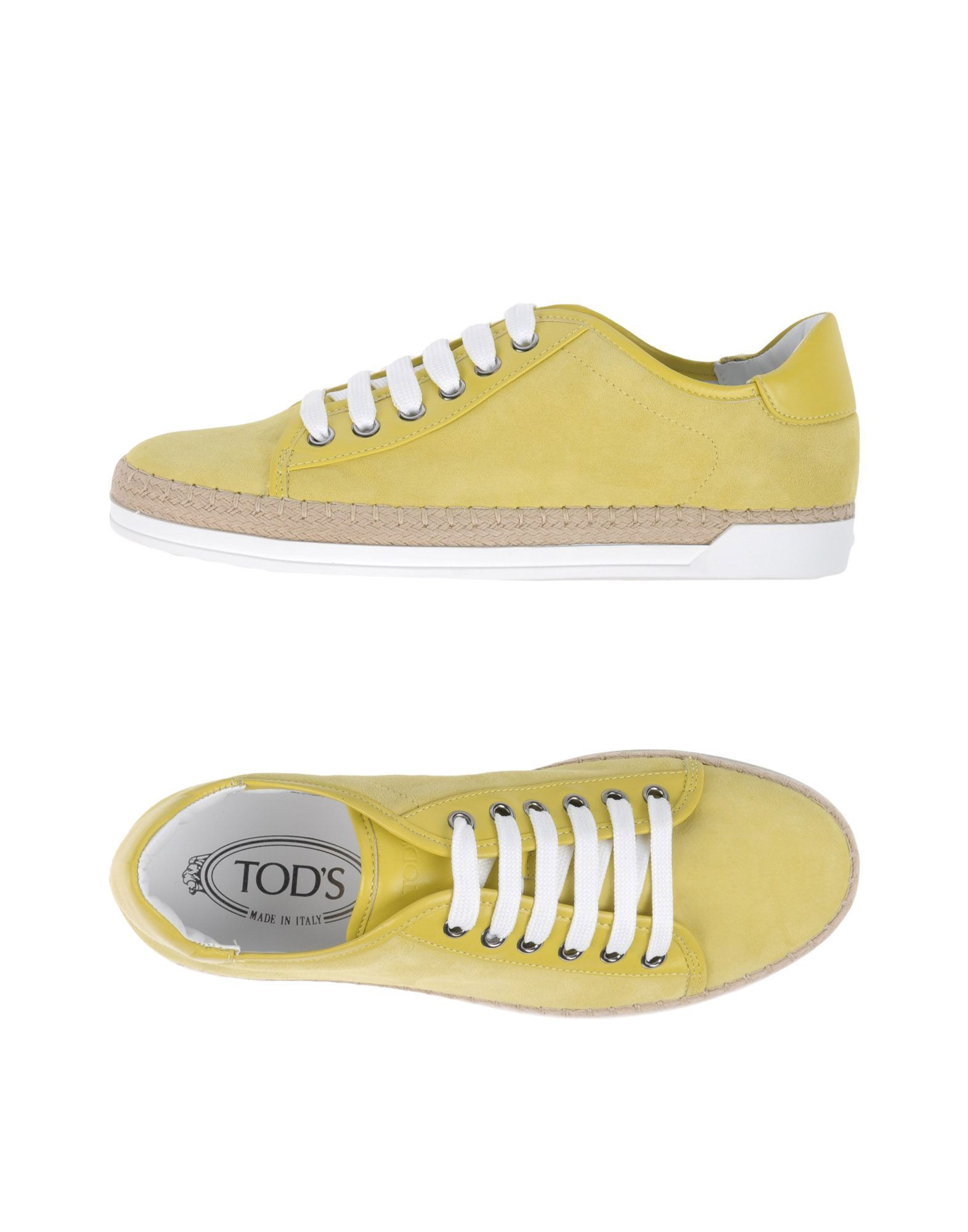 TOD'S Low-tops & sneakers. #tods #shoes #all