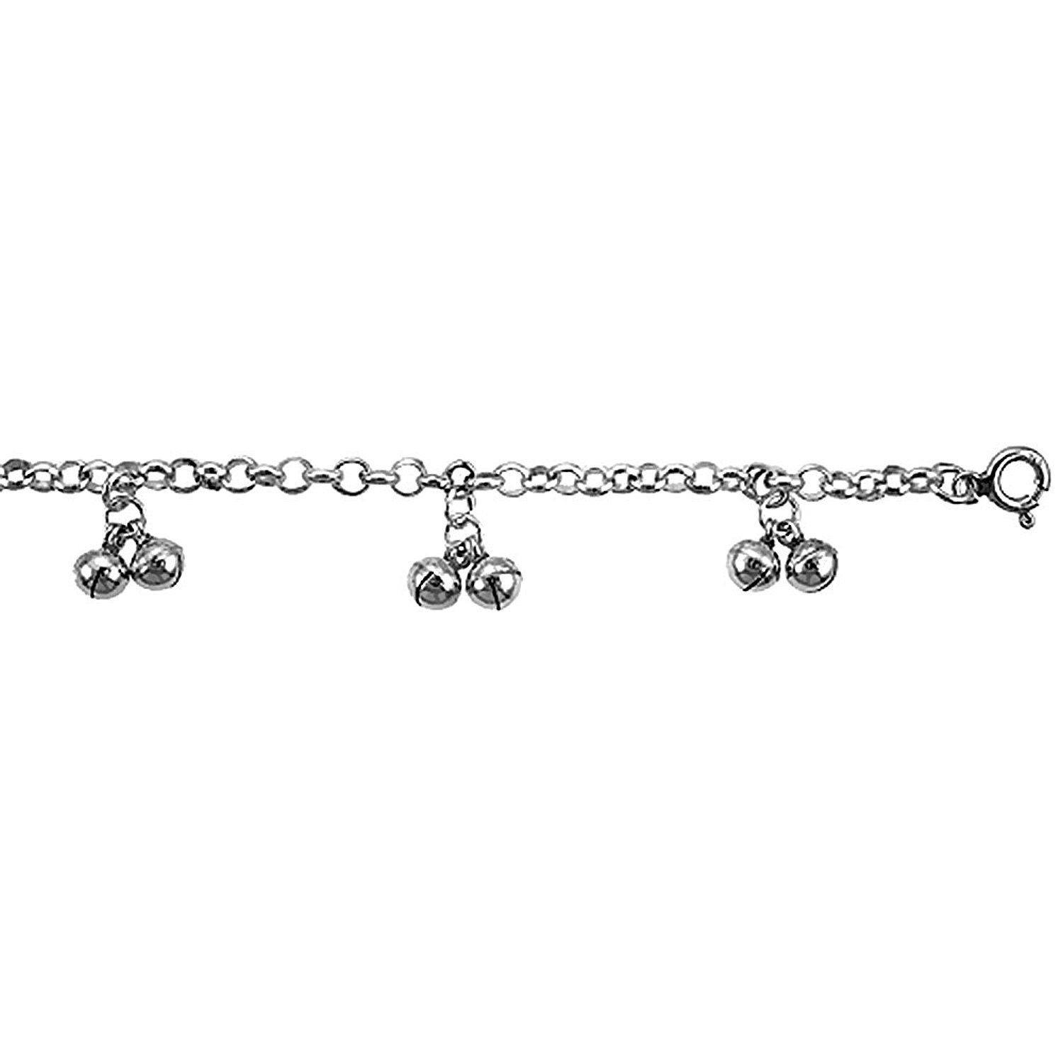chain pair product supply precious silver real anklets simple bracelet ankle anklet bracelets
