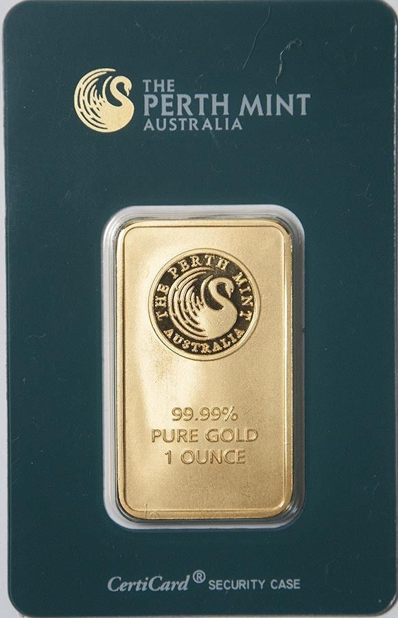 Fake 1 Oz Perth Mint Gold Bar 9999 Fine In Assay Please Read Educational Only Mint Gold Mint Gold