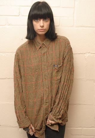 Vintage Ralph Lauren tartan shirt
