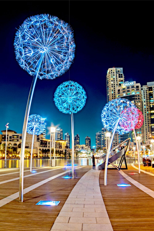 Dubaï : les lieux emblématiques
