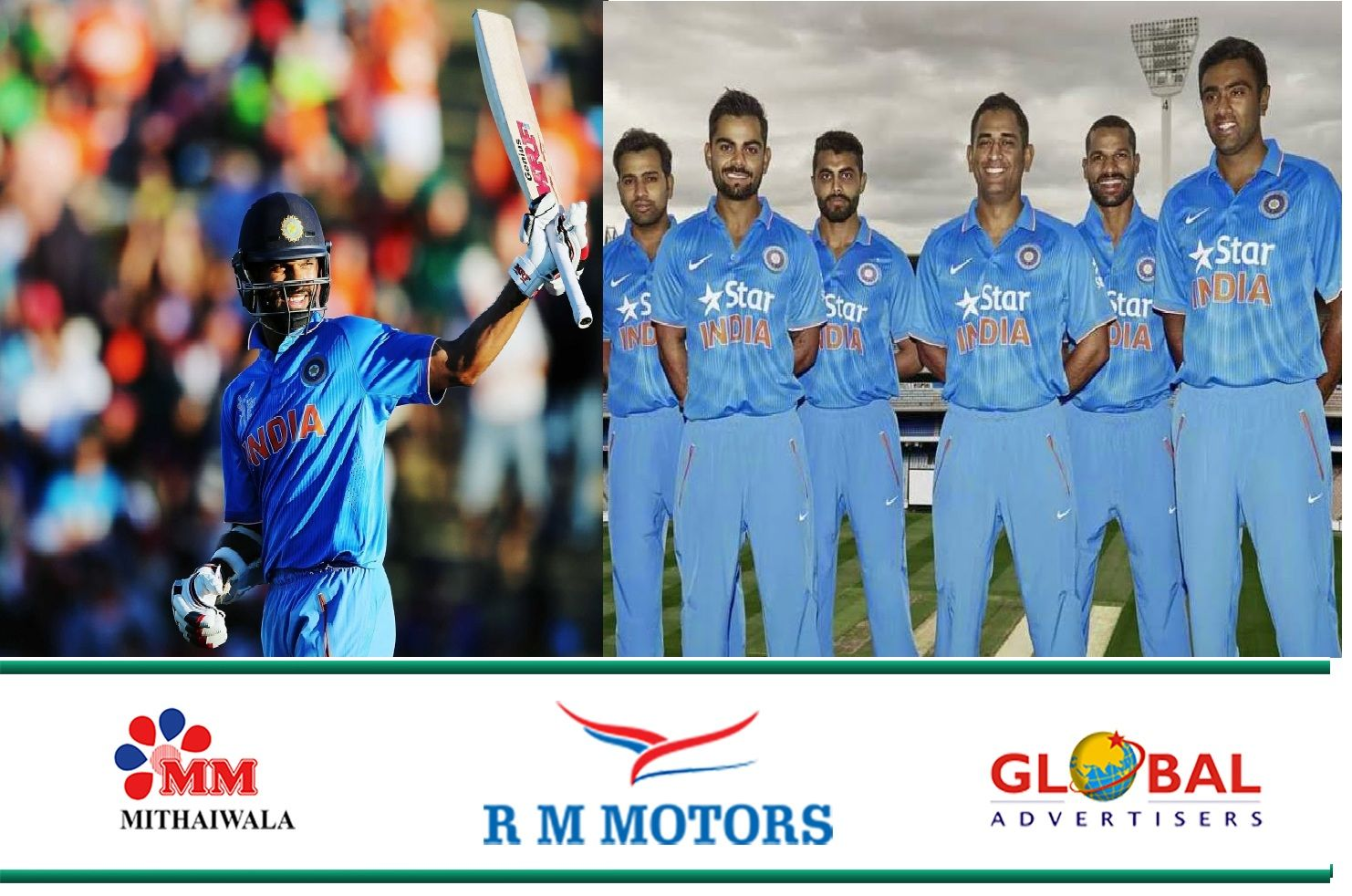 India confirm their position at the top of Pool B with their fifth victory.  #Congratulations to team #India for their #Victory against #Ireland !  Cannot miss out Shikhar Dhawan 's century (100 runs from 85 balls).  #WorldCup2015 #CWC15 #Cricket #TeamIndia #IndianCricketTeam #BleedBlue