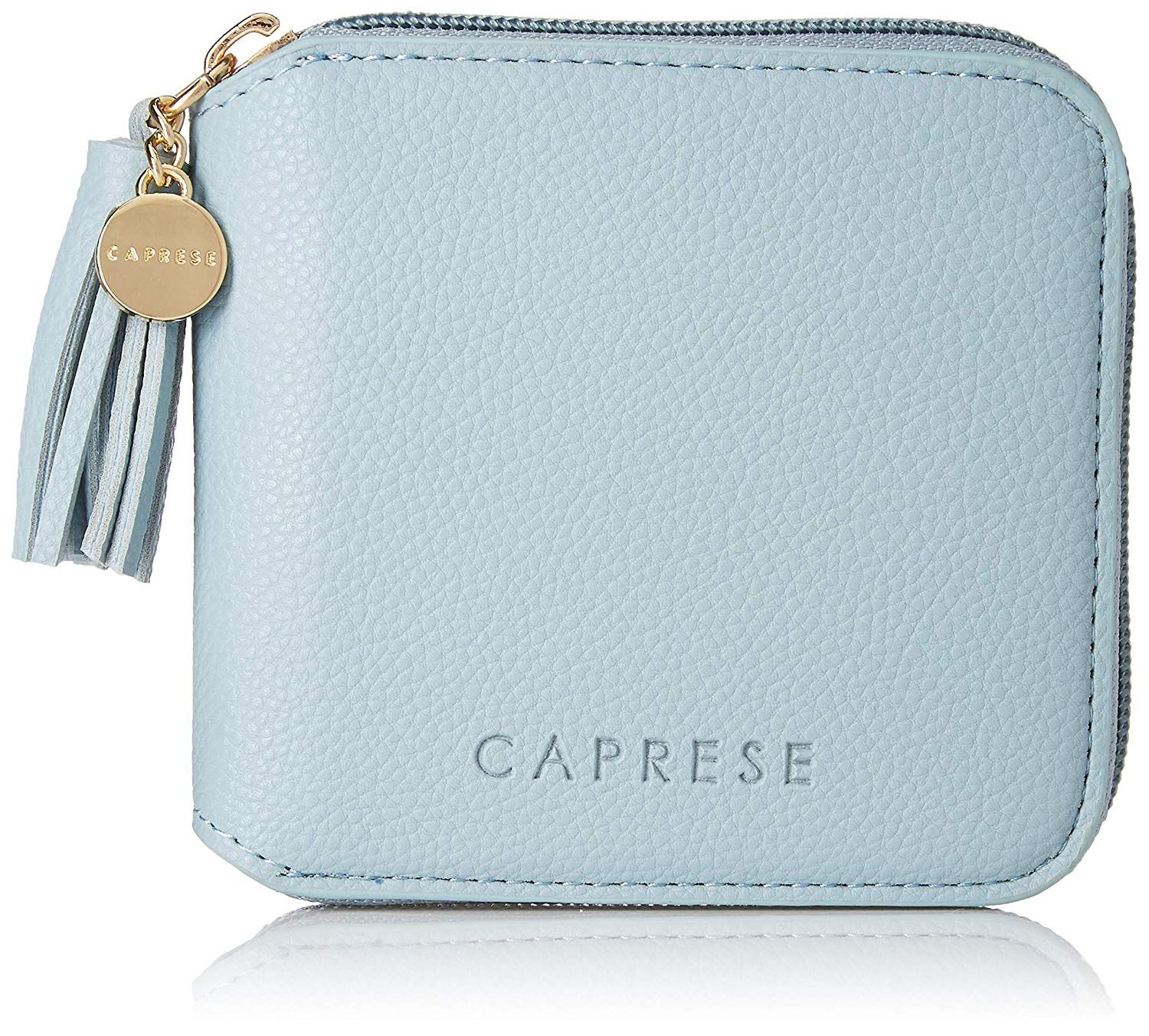 b6550fc2120 shopnow#Caprese Pepa Women's Wallet (Aqua): Amazon.in: Shoes ...