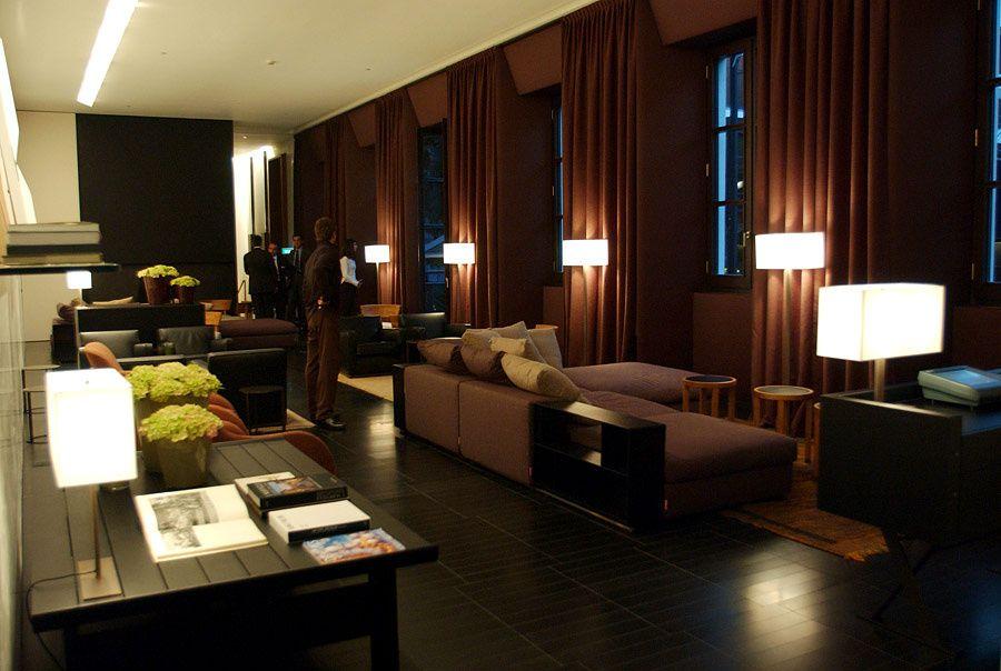 El dise o interior de los hoteles bvlgari for Hoteles diseno milan