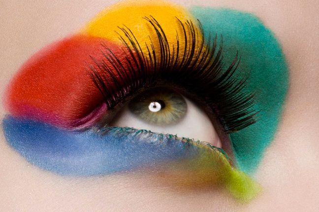 Cartoon Eyes Alexander Straulino Beauty Beauty Color Eye Color