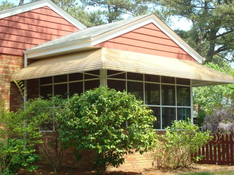 Aluminum Awnings Aluminum Awnings Awning Screened In Porch
