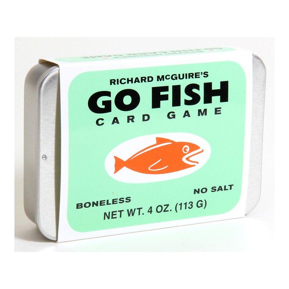 Go fish card game bigblue online shopping fishing cards
