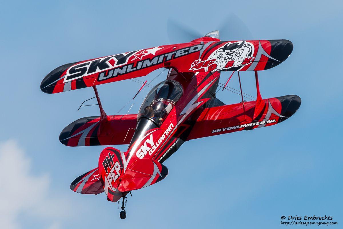 Marlboro Aerobatic Team Pitts Special   Aircraft-Civilian ...