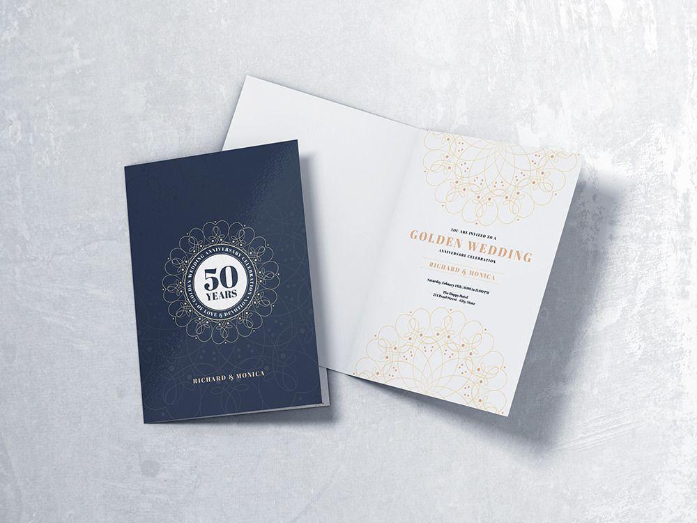 Invitation Greeting Card Mockup Vol 2 Invitation Mockup Invitations Wedding Invitation Cards