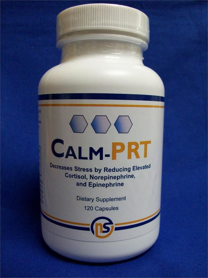 Calm Prt Review Norepinephrine Cortisol Epinephrine