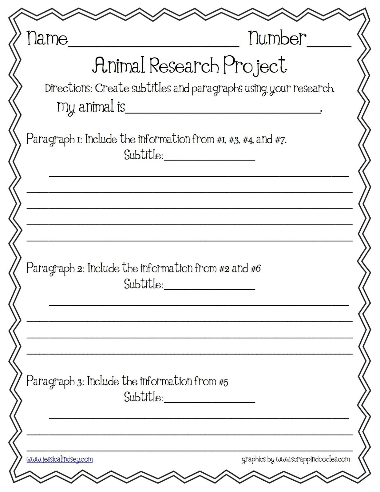 write about your favorite animal cat