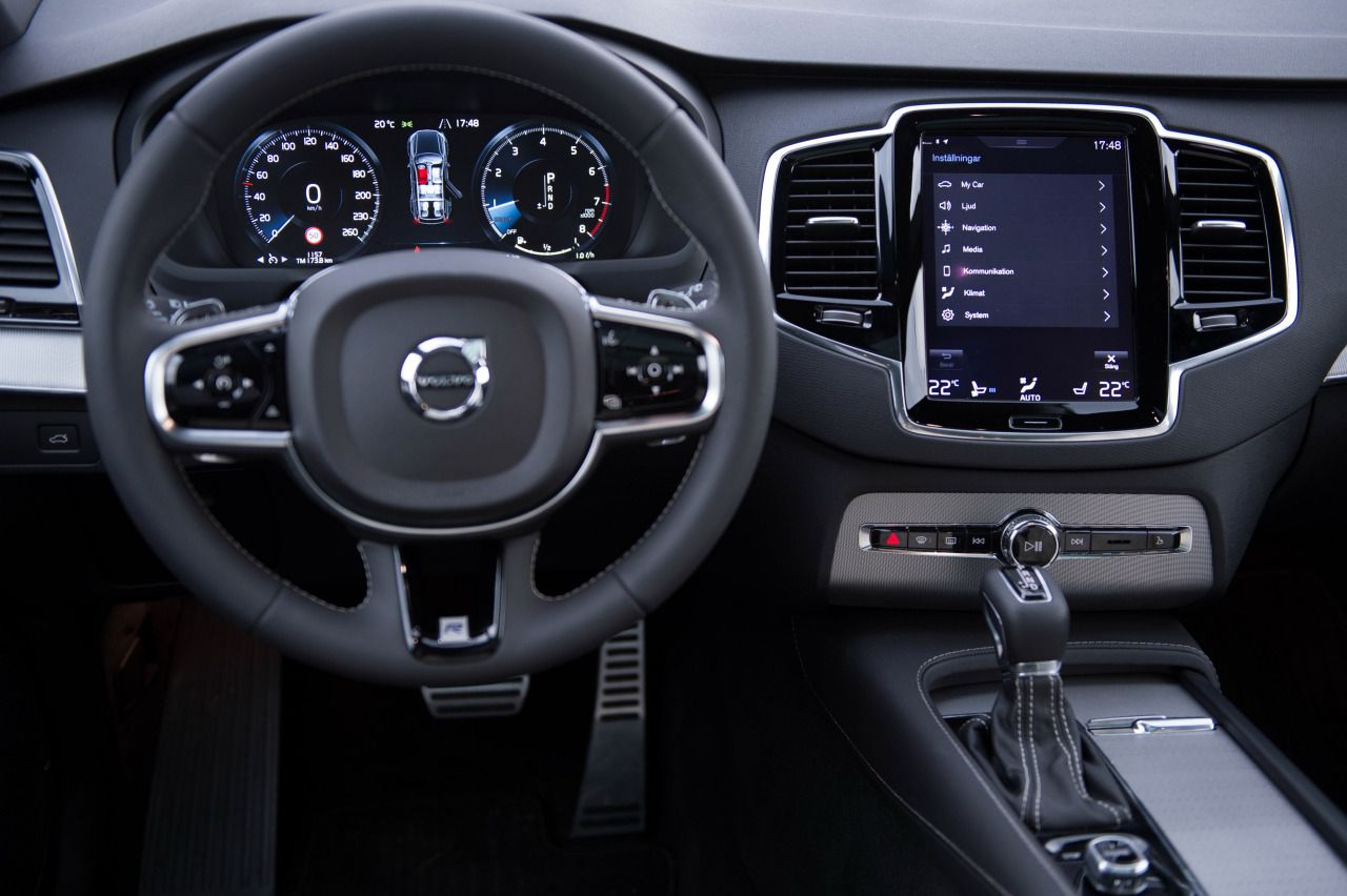 Volvo Xc90 T6 R Design 2015 Volvo Xc90 Volvo Xc Volvo
